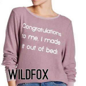 WILDFOX | Congratulations ToMe Sweatshirt